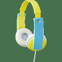 JVC HA-KD7, Over-ear Kopfhörer  Gelb