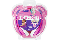 JVC HA-KD7, Over-ear Kopfhörer  Pink