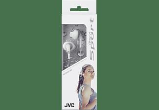 JVC HA-EN10, In-ear Kopfhörer Weiß/Grau