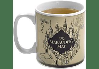 Harry Potter XL Thermo- effekt-Tasse Marauder's Map