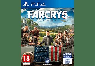 Far Cry 5 NL/FR PS4