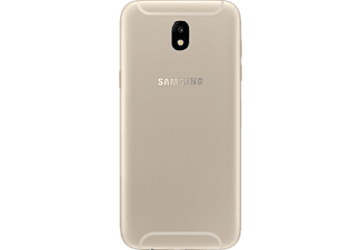 Samsung Galaxy J5 2017 Duos 16 Gb Gold Dual Sim 16 Smartphone Mediamarkt