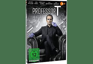 Professor T.-Folge 1-4 DVD