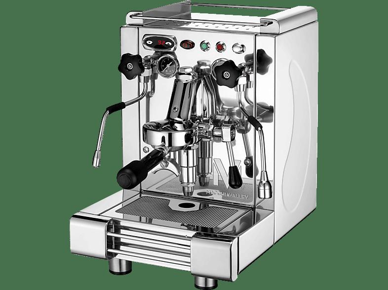 MACCHIAVALLEY 2257116 EXCELSIA VB Espressomaschine Edelstahl poliert