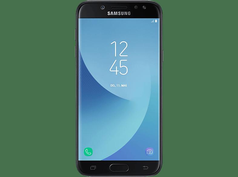 Samsung Galaxy J5 2017 Duos 16 Gb Black Dual Sim 16 Smartphone Mediamarkt