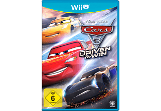 Cars 3 - Drive to Win - [Nintendo Wii U]