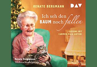 Renate Bergmann - Ich seh den Baum noch fallen. Renate Bergmanns Weihnachtsabenteuer  - (CD)