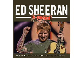 Ed Sheeran - X-Posed  - (CD)