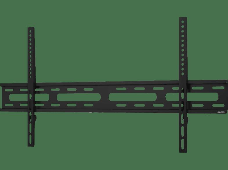 HAMA FIX, 3 Sterne Wandhalterung, Schwarz