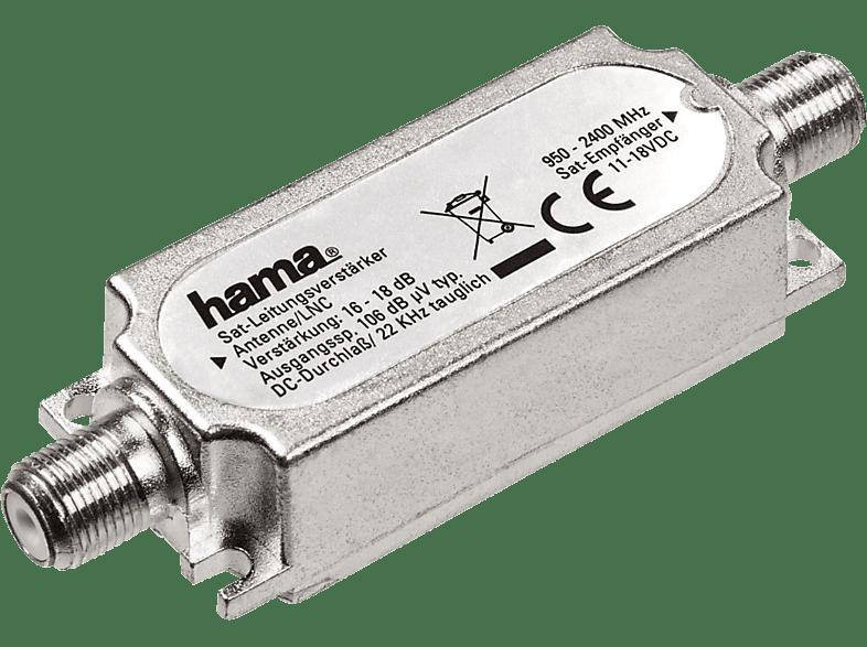HAMA 16-18 dB  SAT-Inline-Verstärker