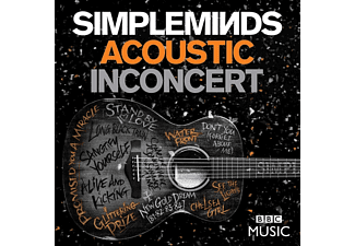 Simple Minds - Acoustic In Concert  - (DVD + CD)