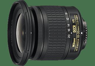 NIKON JAA832DA G 10 mm - 20 mm f/4.5-5.6 AF-P, DX, VR (Objektiv für Nikon F-Mount, Schwarz)