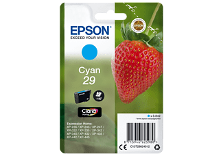 EPSON T2982 Singlepack Cyaan Claria Home Ink