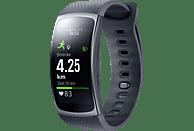 SAMSUNG  Gear fit 2 Smartwatch, Kunststoff, L, Dark Grey