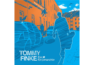 Tommy Finke - Ein Herz Für Anarchie  - (CD)