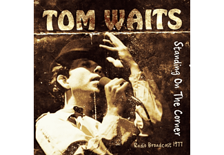 Tom Waits - Standing On The Corner/Radio Broadcast  - (CD)