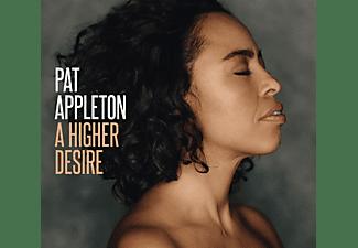 Pat Appleton - A Higher Desire  - (Vinyl)