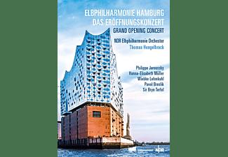Ndr Elbphilharmonie Orchester, Ndr Choir, VARIOUS - Elbphilharmonie Hamburg: Das Eröffnungskonzert  - (DVD)