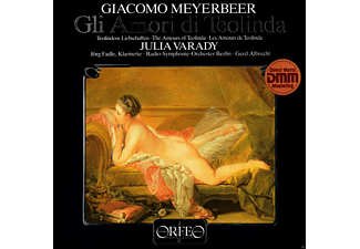 Jörg Fadle, Das Radio Symphonie Orchester Berlin, Varady Julia - Gli Amori Di Teolinda-Teolindens Liebschaften  - (Vinyl)