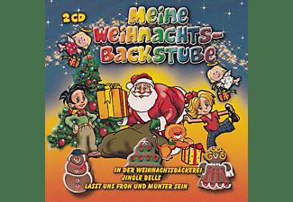 VARIOUS - In der Weihnachtsbäckerei  - (CD)
