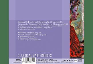 Wiener Symphoniker, Rias-Symphonie-Orcheste - Beruehmte Klavierkonzert  - (CD)