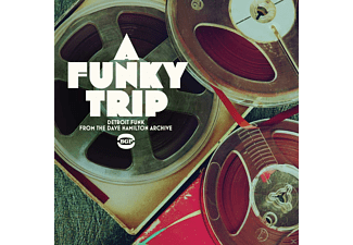 VARIOUS - A Funky Trip-Detroit Funk From The Dave Hamilton  - (Vinyl)