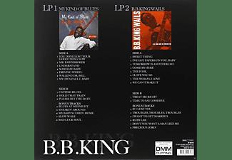 B.B. King - B.B.King Wails/My Kind Of Blues  - (Vinyl)