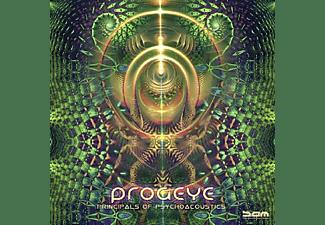 Progeye - Principals Of Psychoacous  - (CD)