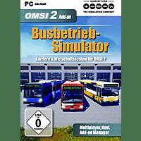 Omsi 2 - Addon Busbetrieb-Simulator  [PC]