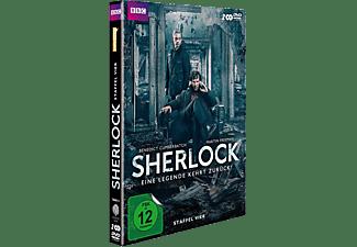 Sherlock - Staffel 4 DVD
