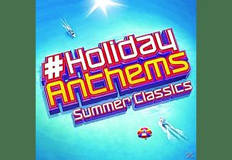 VARIOUS - #holidayanthems Summer Classic  - (CD)