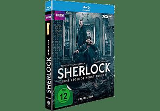 Sherlock - Staffel 4 Blu-ray