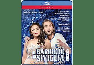 Bürger/De Niese/Corb - Il Barbiere di Siviglia  - (Blu-ray)