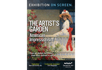 Exhibition On Scrren - The Artist's Garden  - (DVD)