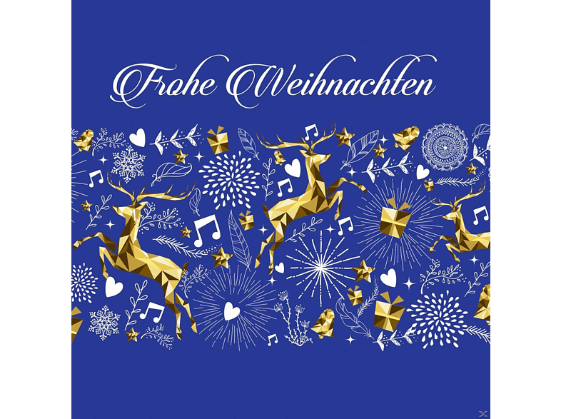 Various - Frohe Weihnachten [LP + Bonus-CD]