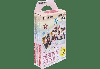 FUJI instax mini Shiny Star Film Sofortbilder (10 Aufnahmen)
