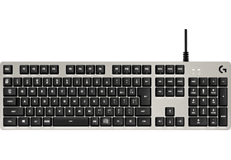 LOGITECH G413 Mechanical Gaming Keyboard Silver