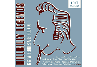 VARIOUS - Hillbilly  - (CD)