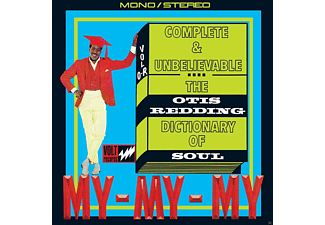 Otis Redding - Complete&Unbelievable...The O.R.Dictionary Of Soul  - (Vinyl)
