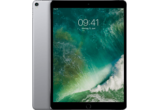APPLE MQDT2FD/A iPad Pro Wi-Fi, Tablet, 64 GB, 10.5 Zoll, iOS 11, Space Grey