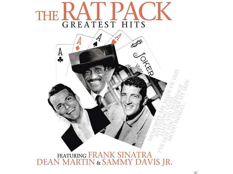 The Rat Pack - The Rat Pack-Greatest Hits [Vinyl]