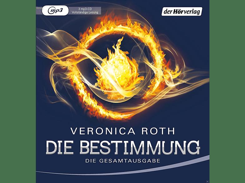 Janin Stenzel - (1-3) Die Bestimmung-Die Gesamtausgabe - (MP3-CD)