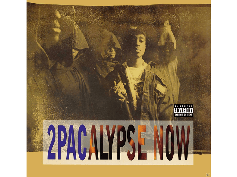 2Pac - 2pacalypse Now (2 LP) [Vinyl]