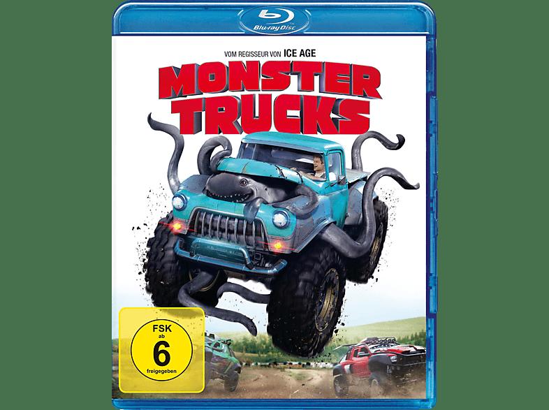 Monster Trucks [Blu-ray]