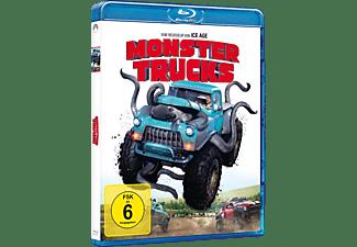 Monster Trucks Blu-ray