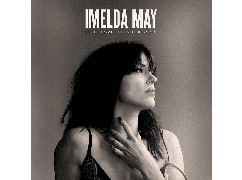 Imelda May - LIFE LOVE FLESH BLOOD [CD]