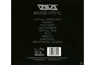 Gallops - Bronze Mystic  - (CD)