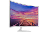 SAMSUNG LC32F391FWUXEN 32 Zoll Full-HD Monitor (4 ms Reaktionszeit, 60 Hz)