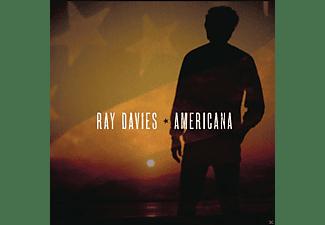 Ray Davies - Americana  - (Vinyl)