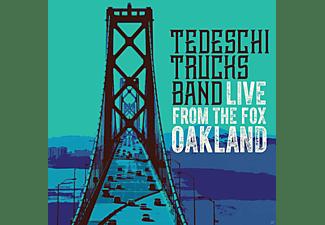 Tedeschi Trucks Band - Live From The Fox Oakland  - (CD)